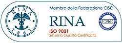 Certificazione ISO 9001:2015 Progettazione ed erogazione di corsi di formazione e servizi di consulenza e training.